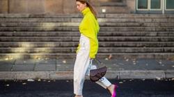 Những kiểu mặc giúp nữ công sở nhuận sắc và duyên dáng