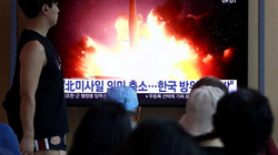Vừa lên tiếng sẵn sàng nối lại đàm phán, Triều Tiên phóng 2 vật thể bay 330km