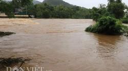 Quảng Ninh: Lũ dâng cao, Cửa khẩu Hoành Mô chìm trong biển nước