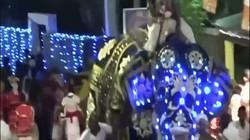 Sri Lanka: Kinh hoàng cảnh voi giẫm đạp lên đám đông trong lễ hội