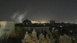 Tên lửa phát nổ tại đại sứ quán Mỹ ở Afghanistan vào đúng dịp kỷ niệm 11.9