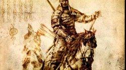 Người suýt lấy mạng Thành Cát Tư Hãn trở thành tướng Mông Cổ kiệt xuất nhất
