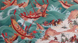 Nhờ đâu Nhật Bản hai lần chưa cần động tay đã đánh tan quân Mông Cổ?