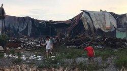 Không khởi tố vụ cháy 4.000 thùng hồ sơ xe buýt ở TP.HCM