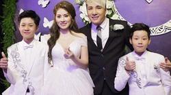 Đám cưới 'Vua miền Tây' và vợ yêu 17 năm: 2 con trai giấu kín bất ngờ có mặt