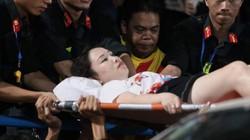 Vụ nữ nhà báo bị bỏng vì pháo: Sếp DNH.Nam Định nói gì?
