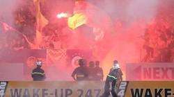 """Ban kỷ luật VFF: """"Để CĐV mang pháo vào sân, Hà Nội FC sẽ bị phạt nặng"""""""