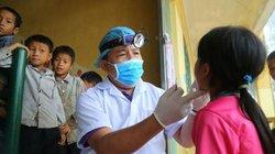 Hơn 500 học sinh nghèo lần đầu tiên được khám răng miễn phí