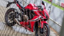 2019 Honda CBR650R toát lên vẻ đẹp ma mị, phái mạnh muốn sở hữu ngay