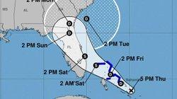 Vừa bị siêu bão Dorian tàn phá khốc hại, Bahamas lại có nguy cơ gặp bão mới