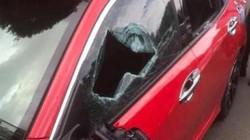 Xã đội trưởng đập phá xe của đoàn công tác Bộ Công an