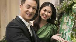 Đăng Khôi và vợ hot girl tình tứ đưa nhau dự sự kiện
