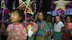 Lào Cai: Đêm hội trung thu của người Mông bản Giàng