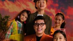 Chán catwalk, Quang Đại cùng dàn mẫu nhí lập nhóm nhạc dip Trung thu
