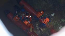 Tìm thấy thi thể nạn nhân bị xe container đâm văng từ cầu Thanh Trì xuống sông Hồng