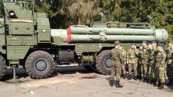 Tin nóng quân sự: Rò rỉ hình ảnh bệ phóng bí ẩn của rồng lửa S-400