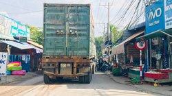 Bình Dương: Xe quá tải vô tư đi vào đường cấm, chính quyền bất lực?