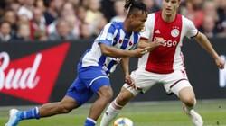 """Văn Hậu chưa kịp đá, Heerenveen thảm bại trước """"gã khổng lồ"""" Ajax"""