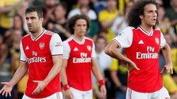 Kết quả, BXH bóng đá đêm 15/9, rạng sáng 16/9: Arsenal hòa cay đắng