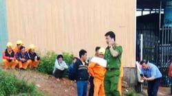 Vướng dây cáp đứt nhiễm điện, 3 học sinh thương vong