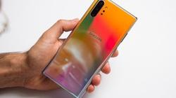Doanh số smartphone Galaxy Note10 vượt quá mong đợi