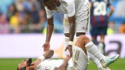 Đấu PSG, Real Madrid mất liền 3 trụ cột hàng thủ