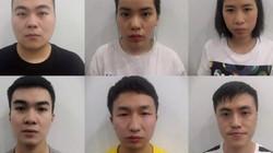 Bắt nhóm người Trung Quốc cầm đầu đường dây cho vay nặng lãi