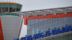 Sân bay Vân Đồn: Khắc phục sự cố sét đánh