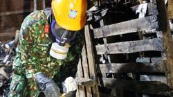 Họp báo vụ Rạng Đông: Rác thải độc hại chuyển về bãi rác Nam Sơn