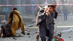 Đánh bom nhằm vào vị trí Tổng thống Afghanistan, ít nhất 24 người thiệt mạng