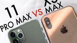 """So sánh iPhone 11 Pro Max và XS Max: Năng lực """"tân binh"""" có đáng để thay đổi?"""