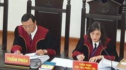 2 thẩm phán xử cựu Thứ trưởng LĐTBXH từng xử vụ ông Đinh La Thăng