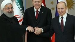 Nga, Iran, Thổ Nhĩ Kỳ hợp sức hất cẳng Mỹ khỏi Syria