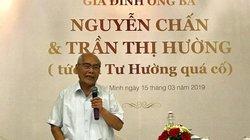 Ông Nguyễn Chấn tiếp tục kêu cứu vụ tố con trai chiếm 30.000 tỷ
