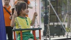 Sân chơi trẻ em miễn phí từ quỹ chiến dịch FoxStep