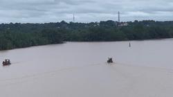 Một thanh niên mất mạng khi đang hút cát trái phép trên sông