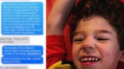 Gửi nhầm tin nhắn đến người lạ, gia đình cậu bé bị mắc bệnh hiểm nghèo nhận cái kết ấm lòng