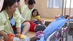 Vụ gần 100 trẻ mầm non nhập viện ở Phú Thọ: Miễn toàn bộ viện phí