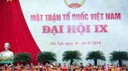 Tổng Bí thư, Chủ tịch nước gửi lẵng hoa chúcmừng Đại hội MTTQVN