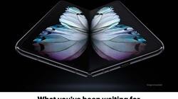 """Samsung chuẩn bị """"chơi lớn"""" với  lượng Galaxy Fold bán ra siêu khủng"""