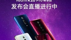 Redmi K20 Pro Premium trình làng với cấu hình siêu khủng