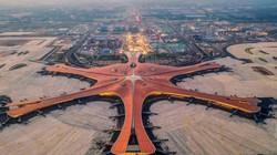 """Xem trước """"siêu sân bay"""" Trung Quốc sắp đưa vào sử dụng ở Bắc Kinh"""