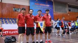 Báo NTNN ra quân tưng bừng tại giải bóng bàn Cúp Hội Nhà báo 2019