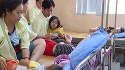 Vụ gần 100 trẻ mầm non nhập viện ở Phú Thọ: Do thực phẩm của trường