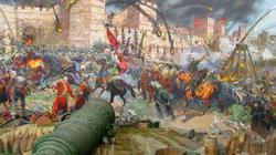 Đế chế hùng mạnh bậc nhất lịch sử đập tan kinh đô của kẻ thù truyền kiếp nhờ súng bắn đạn nặng 6 tạ