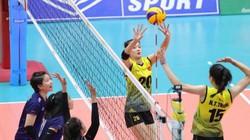Xem trực tiếp bóng chuyền: ĐT nữ Việt Nam vs ĐT nữ Thái Lan