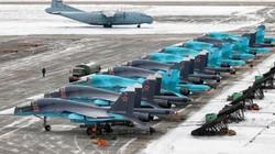 """Uy lực kinh hoàng """"siêu bom"""" Su-34 của không quân Nga"""