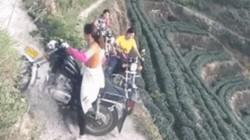 Bán xăng cho phụ nữ lái môtô là tội ác ư, chưa chắc đâu!