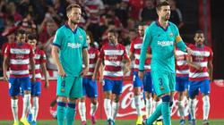 Kết quả, BXH bóng đá đêm 21/9, rạng sáng 22/9: Barca thua sốc, Man City thắng hủy diệt
