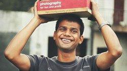 Cậu bé vô gia cư nhặt rác thành nhiếp ảnh gia quốc tế lọt top 30 Forbes